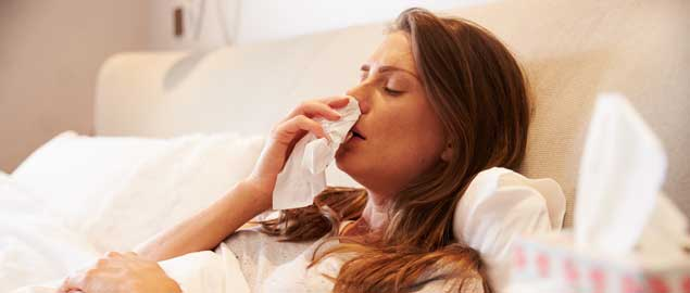 Boost Your Immune System & Fight the Flu