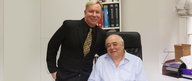 STEVEN SMITH INTERVIEWS CELEBRATED DOCTOR JOSHUA BERKOWITZ ON ANTI-AGEING AND NAD+