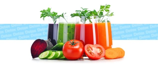 How can our vitamin drip detoxify you?